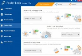 Folder Lock Изображение 5 Thumbnail