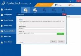 Folder Lock Изображение 6 Thumbnail