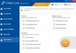 Folder Lock Изображение 7 Thumbnail