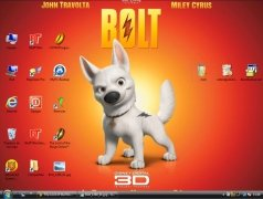 Bolt Wallpaper bild 1 Thumbnail