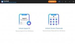 FoneGeek iPhone Passcode Unlocker imagen 1 Thumbnail