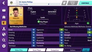 Football Manager 2020 Mobile imagen 1 Thumbnail