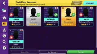 Football Manager 2019 Mobile Изображение 3 Thumbnail