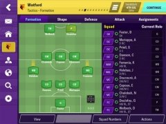 Football Manager 2019 Mobile immagine 3 Thumbnail