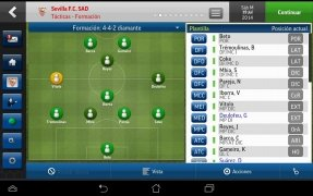 Football Manager Handheld 2015 immagine 3 Thumbnail