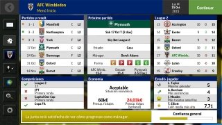 Football Manager Mobile 2016 imagen 1 Thumbnail