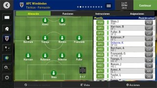 Football Manager Mobile 2016 imagen 3 Thumbnail