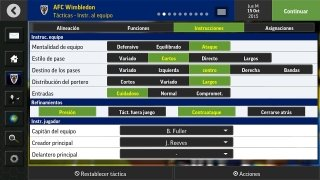 Football Manager Mobile 2016 imagen 4 Thumbnail