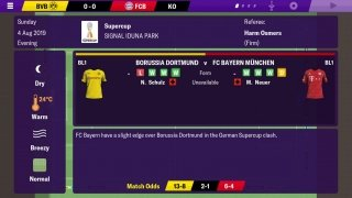 Football Manager Mobile 2018 imagen 5 Thumbnail