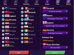 Football Manager Mobile 2018 imagen 2 Thumbnail