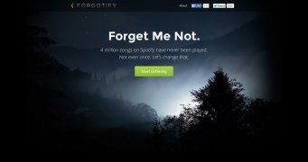 Forgotify image 1 Thumbnail