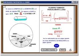 Formulario Matemáticas  5.1 Español imagen 2