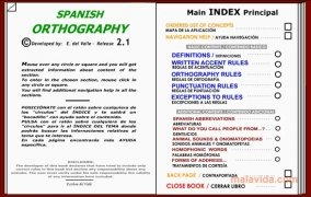 Spanish Orthography immagine 1 Thumbnail
