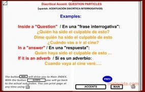 Spanish Orthography immagine 3 Thumbnail