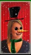 Weihnachten Fotoautomat: Santa Fotos und Aufkleber bild 3 Thumbnail