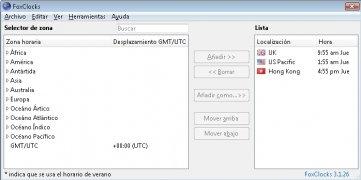 FoxClocks imagen 2 Thumbnail