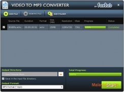 FoxTab Video to MP3 Converter  3.02 imagen 2