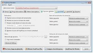 FoxyProxy Изображение 2 Thumbnail