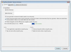 FoxyProxy  Standard 4.1.3 Español imagen 3