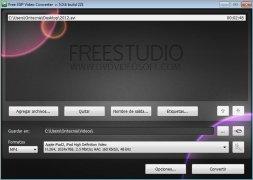 Free 3GP Video Converter imagen 1 Thumbnail