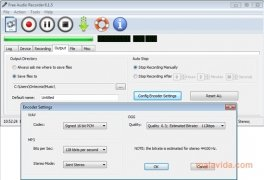 Free Audio Recorder image 2 Thumbnail