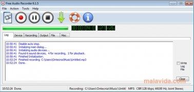 Free Audio Recorder immagine 3 Thumbnail