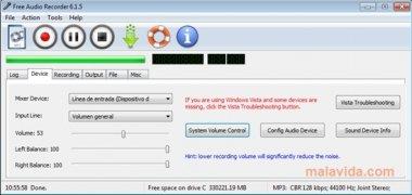 Free Audio Recorder image 4 Thumbnail