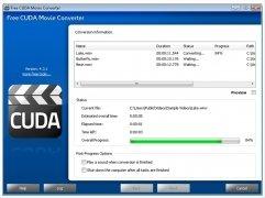Free CUDA Movie Converter bild 4 Thumbnail