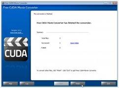 Free CUDA Movie Converter immagine 5 Thumbnail