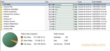 Free Disk Analyzer immagine 4 Thumbnail