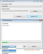 Free DVD Decrypter imagem 1 Thumbnail