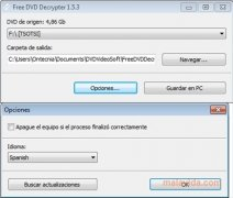 Free DVD Decrypter imagen 3 Thumbnail