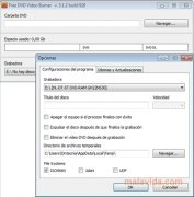 Free DVD Video Burner imagen 2 Thumbnail
