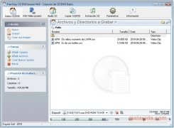 Free Easy CD DVD Burner immagine 1 Thumbnail