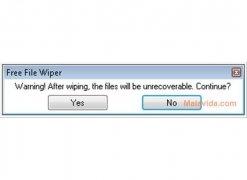Free File Wiper imagem 4 Thumbnail