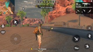 Free Fire - Battlegrounds imagen 1 Thumbnail