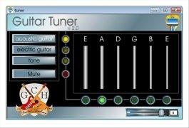 Free Guitar Tuner imagen 1 Thumbnail