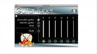 Free Guitar Tuner image 1 Thumbnail