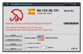Free Hide IP image 1 Thumbnail