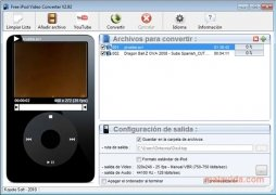 Free iPod Video Converter imagem 1 Thumbnail