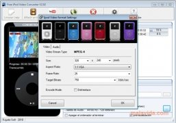 Free iPod Video Converter imagem 3 Thumbnail