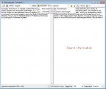 Free Language Translator imagen 1 Thumbnail
