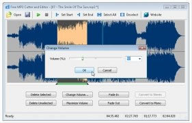 Free MP3 Cutter and Editor immagine 3 Thumbnail