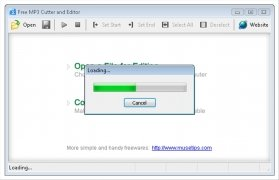 Free MP3 Cutter and Editor imagem 4 Thumbnail