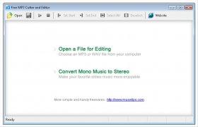 Free MP3 Cutter and Editor image 5 Thumbnail