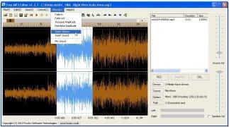 Free MP3 Editor imagen 2 Thumbnail