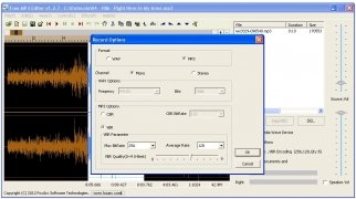 Free MP3 Editor imagen 3 Thumbnail