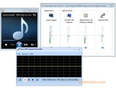Free MP3 Sound Recorder imagem 1 Thumbnail