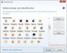 Free MSN Emoticons Pack 2 image 1 Thumbnail