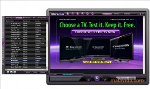 Free Online TV Player immagine 2 Thumbnail